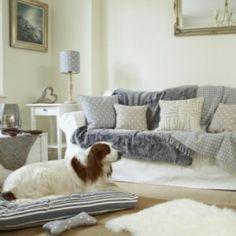 #dogcushions Luxury range of dog cushions for your dog and home