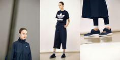 De creatieve samenwerking tussen Hideaki Yoshihara en Yukiko Ode, beter bekend als het Japanse label HYKE, is beroemd vanwege hun focus op minimalisme. Deze schoenen zijn ontworpen in samenwerking met adidas Originals en geven de iconische look van de adilette zwembadslipper de simpele verfijning van HYKE.