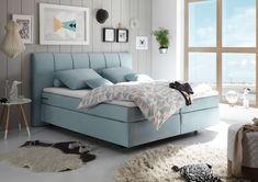Ima nešto posebno smirujuće u pastelnim tonovima u spavaćoj sobi, zar ne? /// Bedroom, Mood board, Shades of blue, baby blue, pastel blue