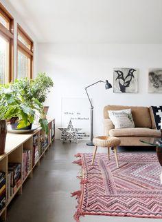 Inside a Carefully Curated European Home via @mydomaine