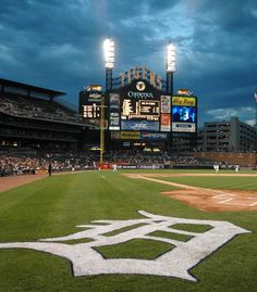 Comerica Park, 2100 Woodward Ave, Detroit, MI (home of the Detroit Tigers since 2000) - went here 2014!