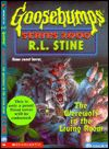 Werewolf in the Living Room (Goosebumps 2000 Series #17)