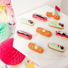Fathers-Day-ideas-rad-dad #eclairs