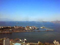 Impressões de Viagens: Rio de Janeiro, ponte Rio-Niteroi