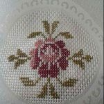 Etamin, Tapestry and Cross-Stitch Samples Choose from 68 different Ethamine Mo . Embroidery Stitches, Hand Embroidery, Embroidery Designs, Cross Stitch Designs, Cross Stitch Patterns, Welcome Flowers, Palestinian Embroidery, Just Cross Stitch, Bargello