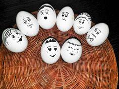 Eggs. Yumurta boyama.