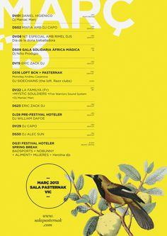 quim marin - typo/graphic posters