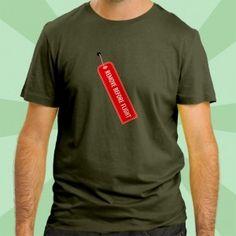 Hay que estar muy #aerotrastornado y ser muy #friki para esta #camiseta. Remove Before Flight