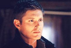 Dean Winchester Jaw Clench <3