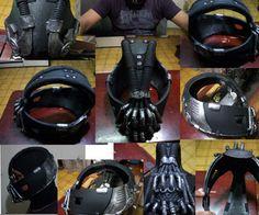 Dress like bane bane costume dark knight and knight bane mask bane cosplaycosplay diycosplay solutioingenieria Gallery