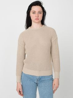 Unisex Fisherman's Pullover $78