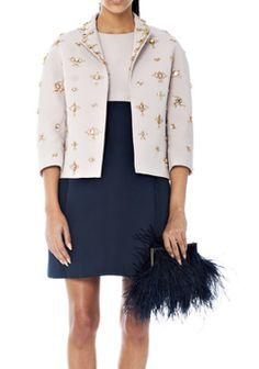 The 2014 Handbags - Style Advisor Kate Spade blue fur handbag