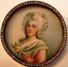 Prix de Boutons anciens de collection : Boutons du XVIII ième Siècle - Price of 18's century Boutons