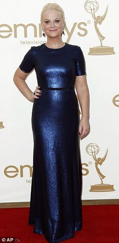 Amy Poehler at the #emmys