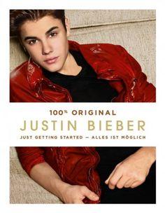 """Justin Bieber – seine 2. Biografie """"Just getting started"""" kommt pünktlich zum Nikolaustag auf den Markt – mit Gewinnspiel"""