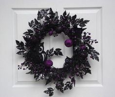 one more wreath