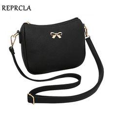 Superb Deals $7.64, Buy High Quality PU Leather Small Women Bags Bowknot Designer Women Messenger Bags Handbags Ladies Flap Shoulder Crossbody Bags