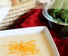 Copy-Cat Zupas Wisconsin Cauliflower Soup