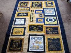 tshirt quilts - Yahoo Image Search Results