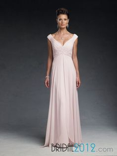 Elegant Cameron Blake Mother Of Bride Dresses 19633 Are Order-To-Made In Our Shop