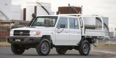 Toyota LandCruiser 70-Series double-cab