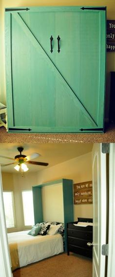 DIY: 3 Great Ways to Build Your Own Murphy Bed: Wilding Wall Bed Murphy Bed Kit