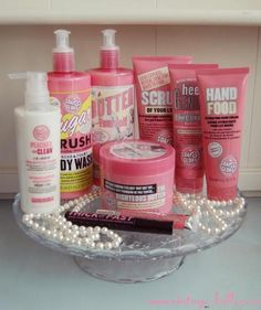 Soap and Glory Christmas Treats | vintagefrills