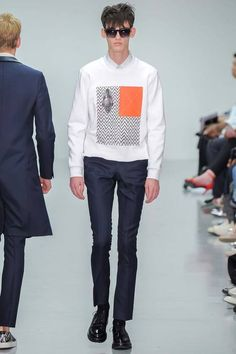 A. Sauvage | Spring 2015 Menswear Collection