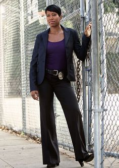 Regina King (loved her as Lydia Adams in Southland)
