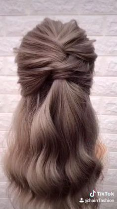 Step By Step Hairstyles, Easy Hairstyles For Long Hair, Up Hairstyles, Pretty Hairstyles, Halloween Hairstyles, Active Hairstyles, Cute Simple Hairstyles, School Hairstyles, Natural Hairstyles