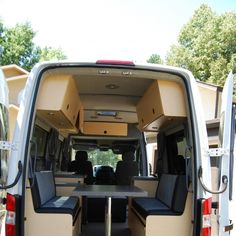 Sprinter RV: Our Sprinter RV Story - diy conversion inspiration