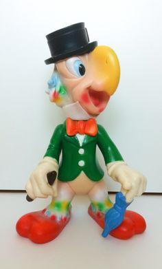 Retro Toys, Vintage Toys, Disney Birds, Disney Collectibles, Vinyl Toys, Ol Days, Antique Toys, Kitsch, History