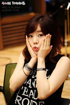 Sunny @ MBC FM Date 140804