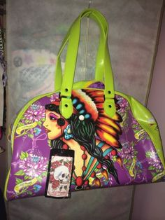 359ac8e963bf ed hardy purse for sale Purses For Sale