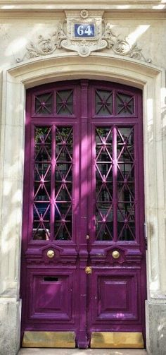 Beautiful iron front door and glasses on pinterest for Beautiful back doors