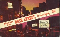 Rush Street Reunion 2015 will celebrate the legendary 1970's-'80's in Chicago