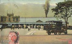 star ferry pier Tsimshatsui, 1904-1950s