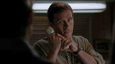 The Mentalist Season 3 Episode 9 - Connor Trinneer as Deputy Bob Woolgar