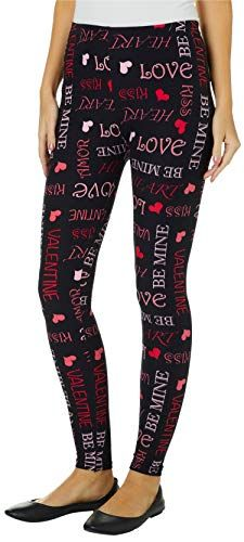 45fa345c91 Valentines Leggings, Personalized Valentine's Day Gifts, Women's Leggings,  Valentine Day Gifts, Kiss, Gifts For Valentines Day, Women's Legwear, A  Kiss, ...