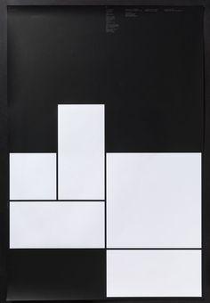 Rietveld poster by Stefan Gandl of Neubau (2008)