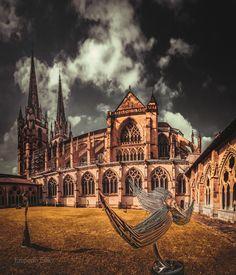 "emporioefikz: ""  Cloître De La Cathedrale - Bayonne, France - 2016 https://www.instagram.com/emporioefikz/ """