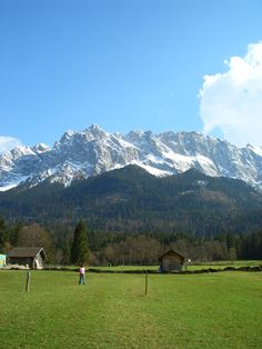 Living in Bayern, Germany