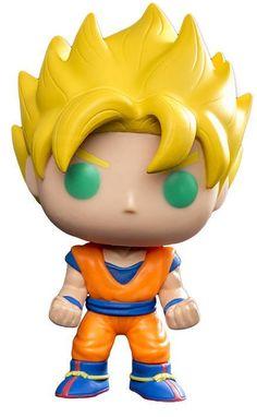 Super Saiyan Goku: Funko POP! x Dragonball Z Vinyl Figure | Funko POP! Mania