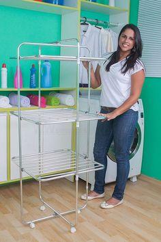 (62) Twitter  Na Sóvarais, você encontra mais de 20 modelos de varais para decorar a sua lavanderia !  www.sovarais.com.br  11 3231-3144 3151-5284  #varal #varais #sovarais #fretegratis #vendasdevarais #lojaonlinedevarais #varaldeteto #varaldechao #varaldecorredor #varaissemabas