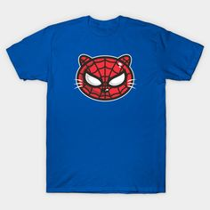Spider Cat T-Shirt - Spider-Man T-Shirt is $14 today at TeePublic!