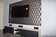 Szafka RTV wykonana na wymiar.TV Cabinet made to measure.