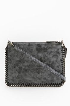 Chained Envelope Clutch