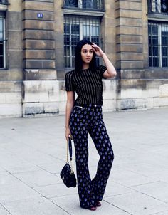 How To Dress Effortlessly Chic With Kim Jones Print Pantsmixing