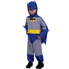 Baby Batman Costumes   The Dark Knight Halloween Costumes For Toddlers