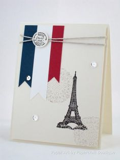 PPA256 - hello paris by PapercraftBoutique - Cards and Paper Crafts at Splitcoaststampers